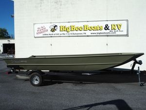 New Lowe Roughneck 2070 Jon Boat For Sale