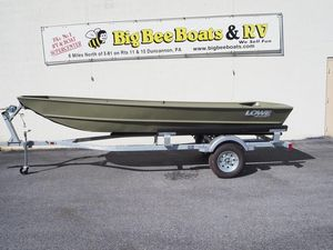 New Lowe L1652MT Jon Boat For Sale