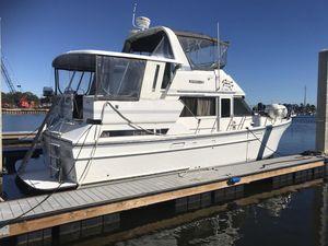 Used Jefferson 42 Sundeck Motor Yacht Trawler Boat For Sale