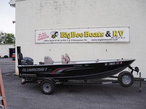 Used Alumacraft Classic 165 Freshwater Fishing Boat For Sale