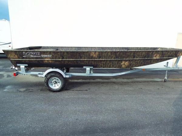 New Lowe RX18BR Freshwater Fishing Boat For Sale