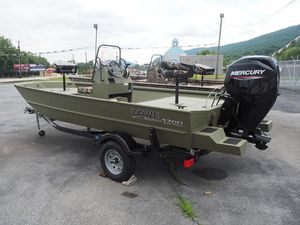 New Lowe Roughneck 1760 CC Bass Boat For Sale