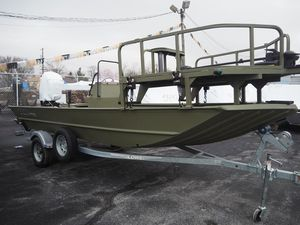 New Lowe Roughneck 1860 Archer Jon Boat For Sale