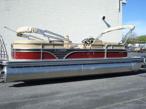 New Lowe SS250 Extended Walk Thru Pontoon Boat For Sale