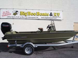 New Lowe Roughneck 1660 Pathfinder Jet Boat For Sale