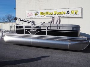 New Lowe SS210 V Pontoon Boat For Sale