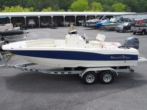 New Nauticstar 211 Coastal Freshwater Fishing Boat For Sale