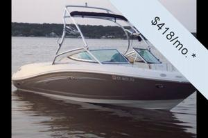 Used Sea Ray 230 Select Ski and Wakeboard Boat For Sale