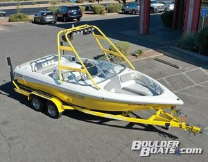 Used Moomba Mobius Ski and Wakeboard Boat For Sale