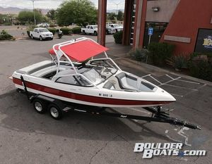 Used Tige 21i LIMITED Ski and Wakeboard Boat For Sale
