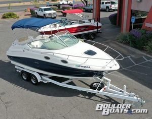 Used Sea Ray 240 Sundancer Power Cruiser Boat For Sale