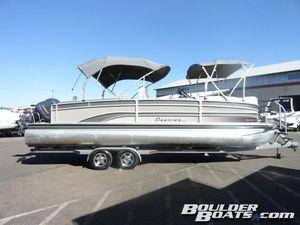 Used Premier Grand Isle 260 Pontoon Boat For Sale