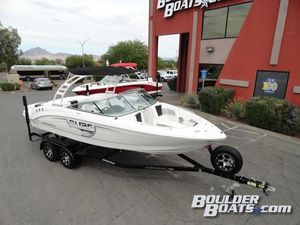 New Chaparral 23 Surf Ski and Wakeboard Boat For Sale