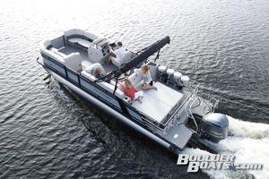New Starcraft CX 25 DL BAR Pontoon Boat For Sale