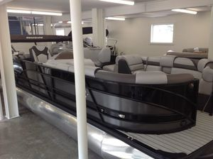 New Berkshire 25ERS STS Pontoon Boat For Sale