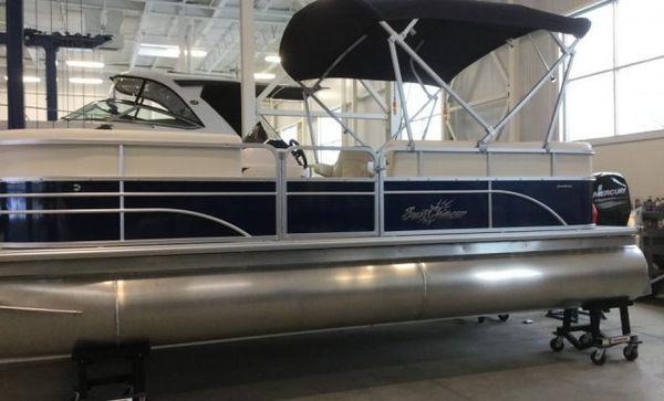 New Sunchaser OASIS 20 CRS Pontoon Boat For Sale