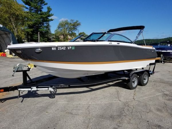 Used Four Winns H230 Sports Fishing Boat For Sale