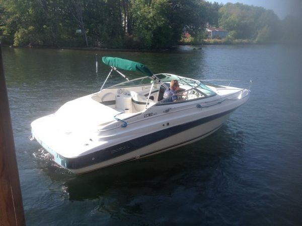 Used Doral 230 Cc Sports Fishing Boat For Sale