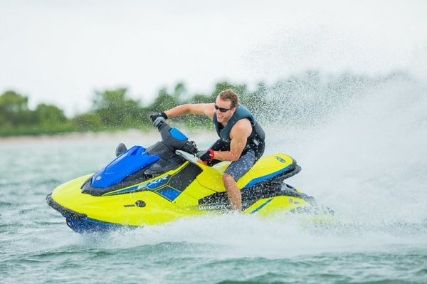 New Waverunner EXR Personal Watercraft Boat For Sale