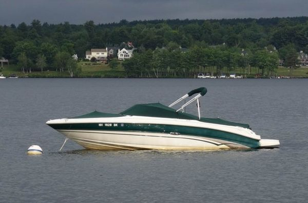 Used Sea Ray 240 Bow Rider Sports Fishing Boat For Sale
