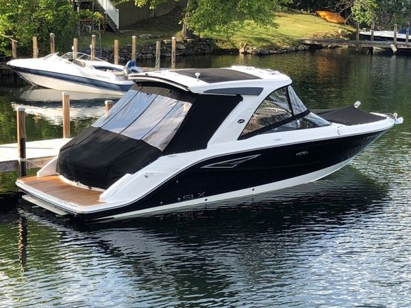 Used Sea Ray 310SLX Sports Fishing Boat For Sale