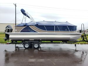 New South Bay 523FC Pontoon Boat For Sale