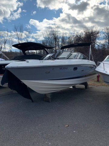 Used Sea Ray 250 SLX Sports Fishing Boat For Sale