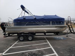 New South Bay 222RS 2.75 Pontoon Boat For Sale