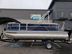 New South Bay 220RS Pontoon Boat For Sale
