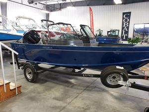 New Lund 1625 Fury XL Sport Freshwater Fishing Boat For Sale