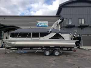 New South Bay 523CR 2.75 Pontoon Boat For Sale