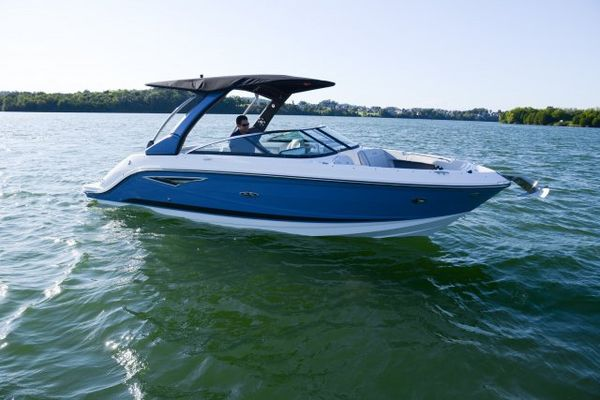 New Sea Ray 250 SLX Sports Fishing Boat For Sale