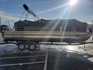 New South Bay 224RS 2.75 Pontoon Boat For Sale