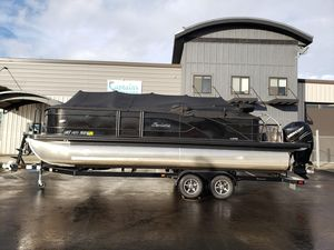 Used Barletta L23QC Pontoon Boat For Sale