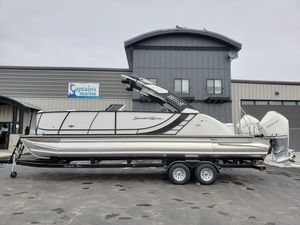 New South Bay 25SportSL DC Pontoon Boat For Sale