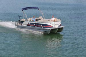 New Berkshire 23RFX STS Pontoon Boat For Sale