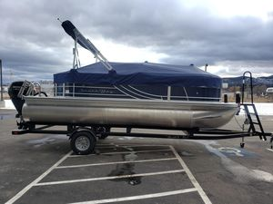 New South Bay 220CR LE Pontoon Boat For Sale