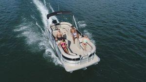New Berkshire 22RFX LE Pontoon Boat For Sale