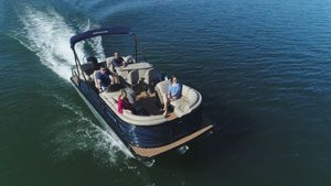 New Berkshire 23E STS Pontoon Boat For Sale