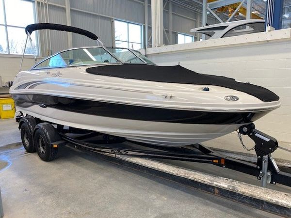 Used Sea Ray 200 Sundeck Sports Fishing Boat For Sale