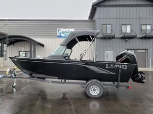 New Lund 1775 Adventure Freshwater Fishing Boat For Sale