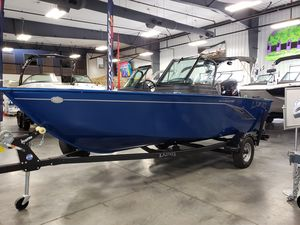 New Lund 1675 Adventure Sport Ski and Fish Boat For Sale