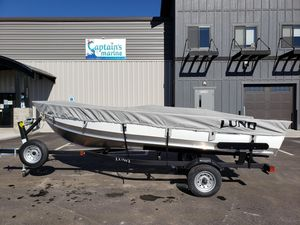 New Lund 1400 FURY Freshwater Fishing Boat For Sale