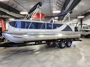 New South Bay 525 E Pontoon Boat For Sale