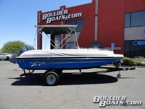 New Starcraft Limited 1915 OB Deck Boat For Sale