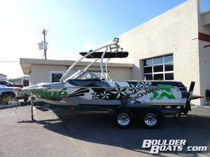 Used Tige 2100V Limited Ski and Wakeboard Boat For Sale