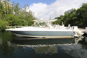 Used Intrepid 366 Saltwater Fishing Boat For Sale