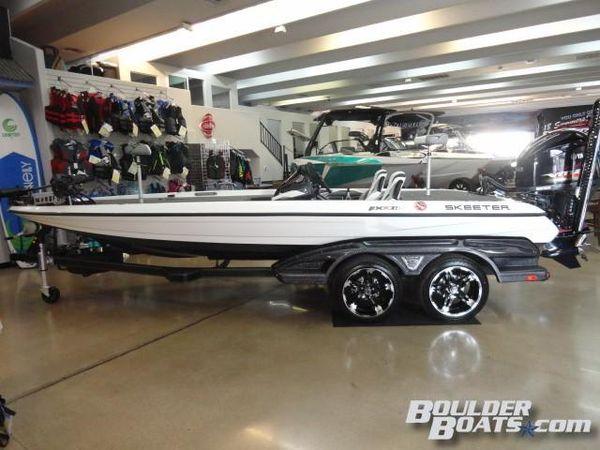New Skeeter FXR21 LE Freshwater Fishing Boat For Sale