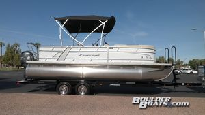 New Starcraft EX 22 C Pontoon Boat For Sale