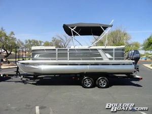 New Starcraft EX 22 C Pontoon Boat For Sale